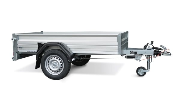 Stema FT 8.5-20-10.1A - ALU-Bordwände Kastenanhänger 850 kg